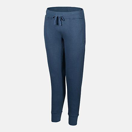 New Balance Women's Slim Leg Pant, RWP0223SNB image number null