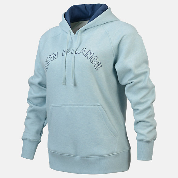 New Balance Fleece Hoodie, RWT0125DRZ