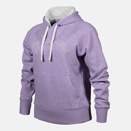 New Balance WOMENS PO HOODIE, RWT0220SG6 image number null