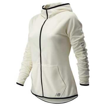 New Balance 女款針織外套 吸濕排汗 質地舒爽, SST