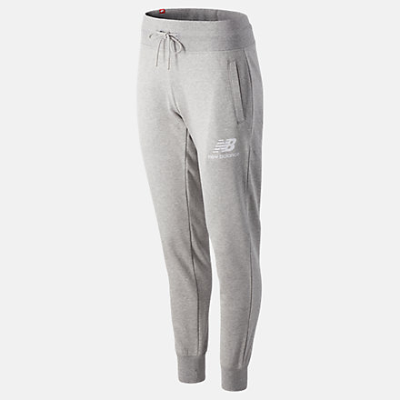 New Balance NB Essentials French Terry Sweatpant, AWP03530AG image number null