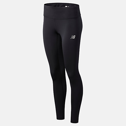 New Balance Accelerate Tight, AWP11212BK image number null