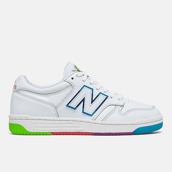 New Balance New Balance x Jolly Rancher联名款480系列休闲板鞋, BB480LJY