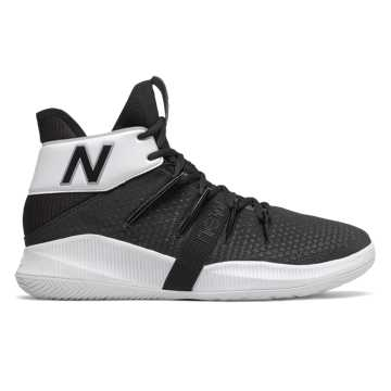 New Balance Mens OMN1S, Black with White