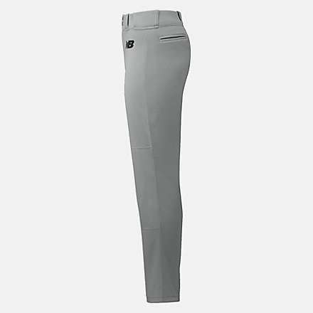 New Balance Essential Baseball Solid Pant, BBP032GRY image number null