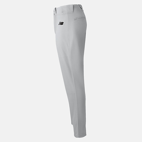 New Balance Charge Baseball Solid Pant, BBP132GRY