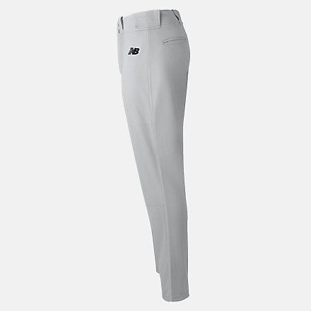 New Balance Charge Baseball Solid Pant, BBP132GRY image number null