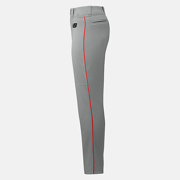 New Balance Adversary 2 Baseball Piped Pant Athletic, BBP216GRD