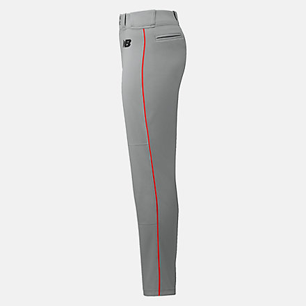 New Balance Adversary 2 Baseball Piped Pant Athletic, BBP216GRD image number null