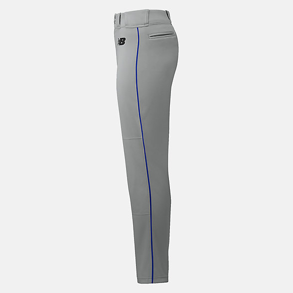 New Balance Adversary 2 Baseball Piped Pant Athletic, BBP216GRR