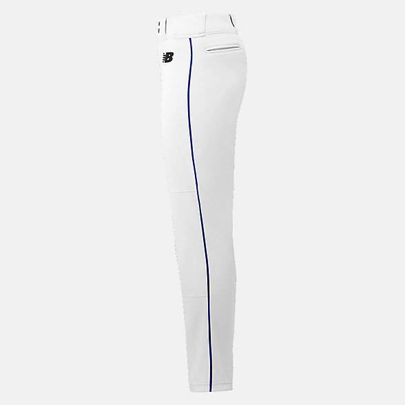 New Balance Adversary 2 Baseball Piped Pant Athletic, BBP216WB