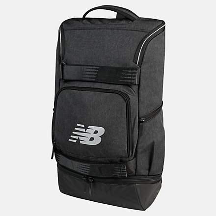 NB Megaspeed Backpack, BG93032GBK image number null
