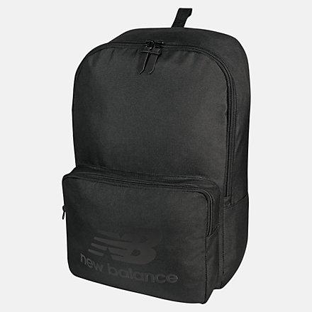 New Balance NBST Backpack, BG93040GBRD image number null