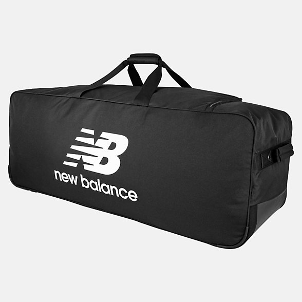 New Balance NBF Team XL Wheel Bag, BG93904GBKW