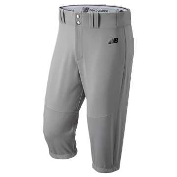 New Balance Charge Baseball Solid Knicker, Grey