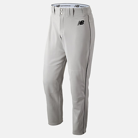 New Balance Adversary 2 Baseball Piped Pant Athletic, BMP216GBK image number null