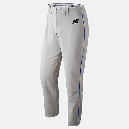 New Balance Adversary 2 Baseball Piped Pant Athletic, BMP216GRR image number null
