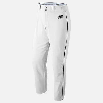 New Balance Adversary 2 Baseball Piped Pant Athletic, BMP216WK image number null