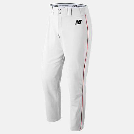 New Balance Adversary 2 Baseball Piped Pant Athletic, BMP216WRD image number null