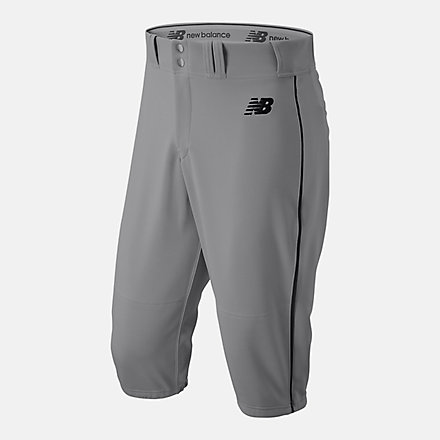 New Balance Adversary 2 Baseball Piped Knicker Athletic, BMP240GBK image number null