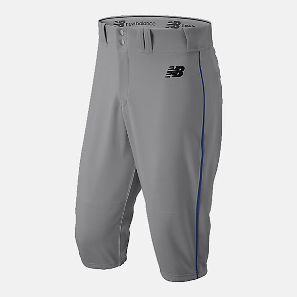 New Balance Adversary 2 Baseball Piped Knicker Athletic, BMP240GRR