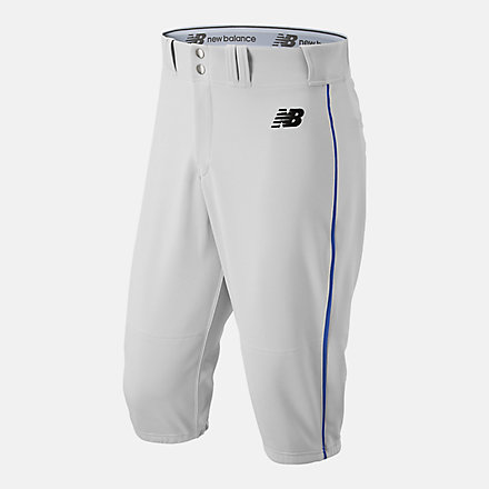 New Balance Adversary 2 Baseball Piped Knicker Athletic, BMP240WB image number null