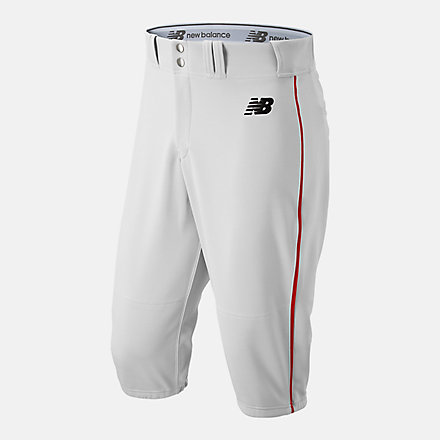 New Balance Adversary 2 Baseball Piped Knicker Athletic, BMP240WRD image number null