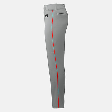 New Balance Adversary 2 Baseball Piped Pant Tapered, BMP316GRD image number null