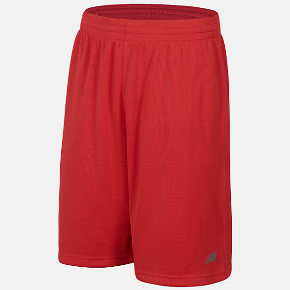 New Balance Basic Core Short, BS04808TMD