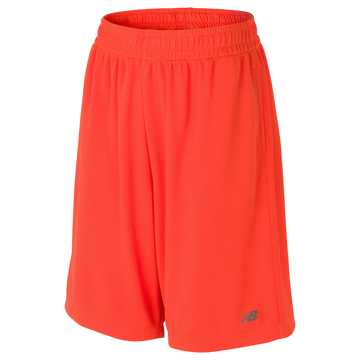 New Balance Core Performance Short, Alpha Orange