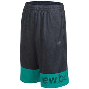 New Balance Performance Short, Team Forest Green