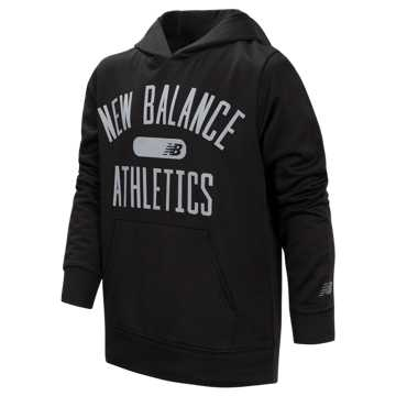 New Balance Graphic Hoodie, Black