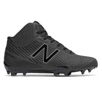 New Balance Burn X Mid-Cut, Black