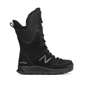 New Balance Fresh Foam 1100 Boot, Black with Castlerock