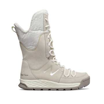 New Balance Fresh Foam 1100 Boot, Sea Salt with Flat White
