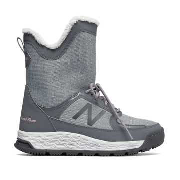 New Balance Fresh Foam 2100 Boot, Grey