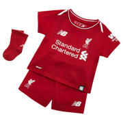 New Balance Liverpool FC Elite Baby Kit - Set, Red Pepper