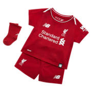 NB Liverpool FC Elite Baby Kit - Set, Red Pepper