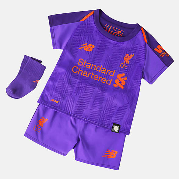 NB LFC Away Baby Kit - Set, BY830040DV