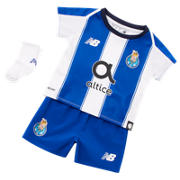 NB FC Porto Home Baby Kit - Set, White with Blue