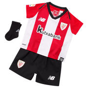 NB Athletic Club Home Baby Kit - Set, Racing Red