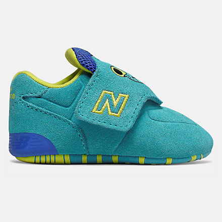 New Balance Hook and Loop 574 Day at the Zoo, CC574ZOF image number null
