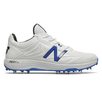 New Balance CK10v4, Vivid Cobalt with Black & Munsell White