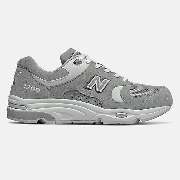 New Balance 1700系列男款复古休闲鞋, CM1700B1