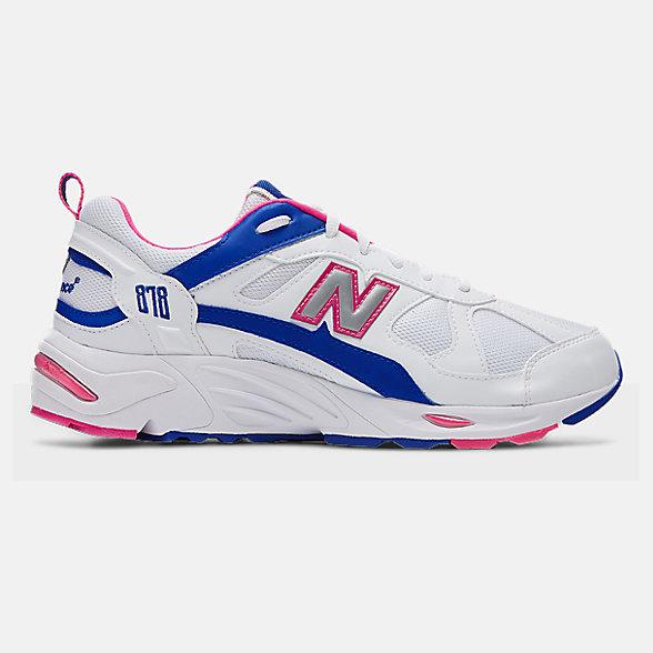 New Balance 878系列男款復古休閑運動鞋, CM878GA