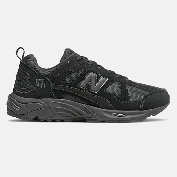 New Balance 878系列男款复古休闲鞋, CM878XL