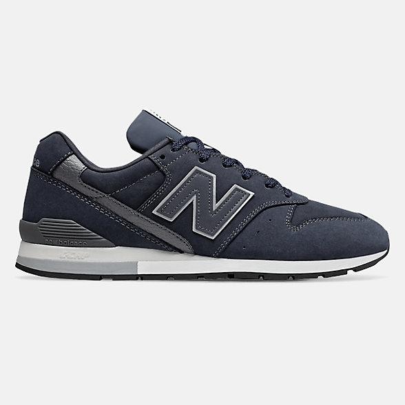 new balance 996 homme bleu