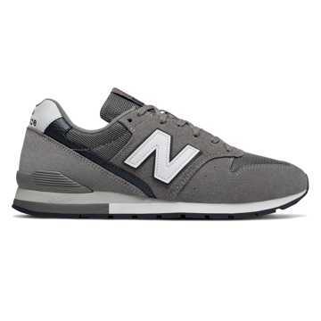 New Balance 996, Castlerock with Eclipse