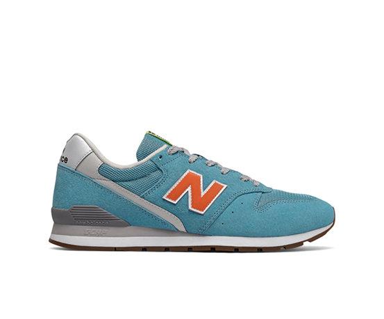 new balance 996 uomo blu