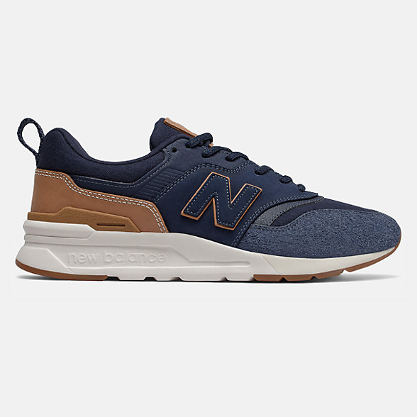 NB 997H Lux 10 Year Leather, CM997HAD